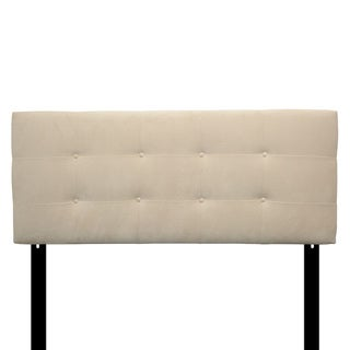 8-button Tufted Diva Pearl Headboard
