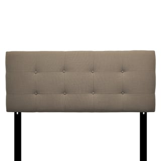 8-button Tufted Carlsbad Metal Headboard