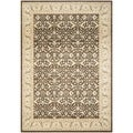 "Safavieh Florenteen Brown/Ivory Traditional Rug (5'3"" x 7'6"")"