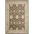 Safavieh Florenteen Brown/Ivory Area Rug (8' x 11')