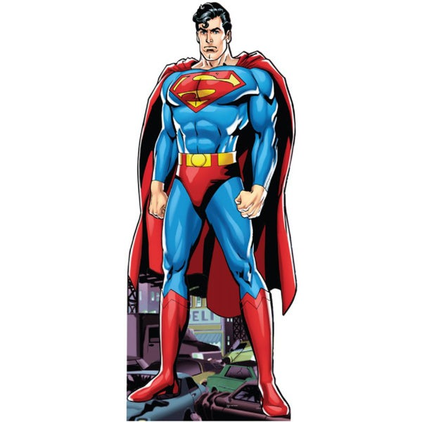 Superman Cardboard Standup