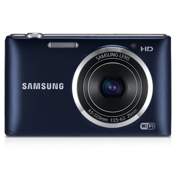 Samsung ST150F 16.2MP Black Digital Camera