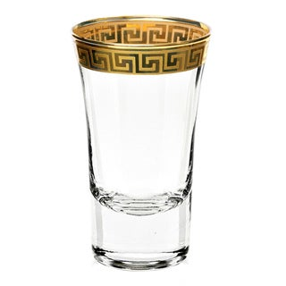 Lorren Home Trends Florence Shot Glasses (Set of 4)