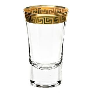 Lorren Home Trends Florence Shot Glasses (Set of 4)