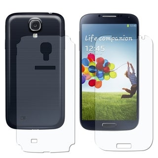 BasAcc Screen Protector for Samsung Galaxy S IV/ S4