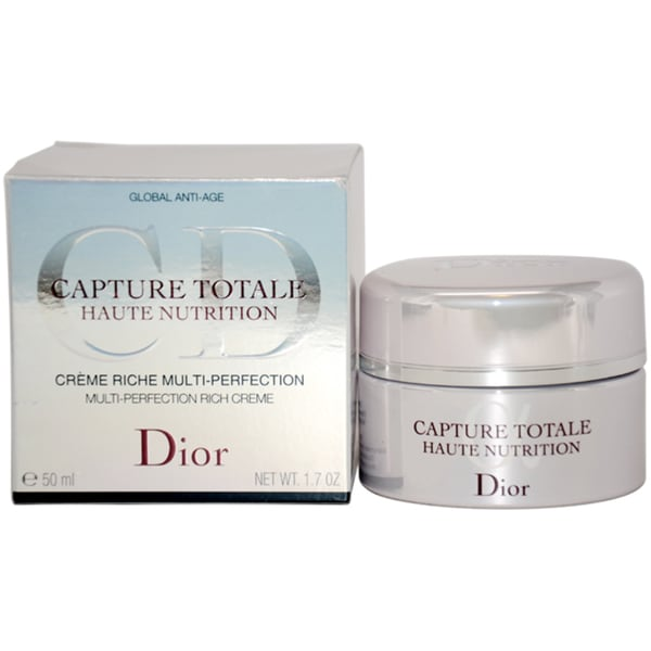 Dior Capture Totale Multi-Perfection Rich Cream