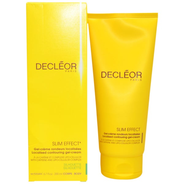 Decleor Slim Effect Localised Contouring 6.7-ounce Gel-Cream