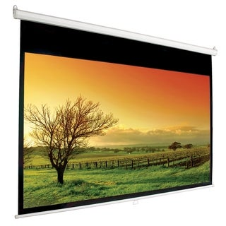 "Mustang SC-M100D169 16:9 100"" Manual Projection Screen"