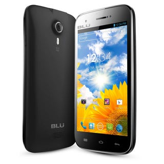 BLU Studio 5.0 GSM Unlocked Dual SIM Android 4.1 Phone