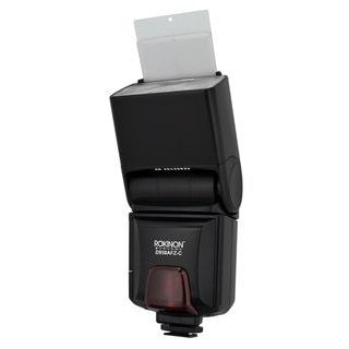 Rokinon Digital Zoom Flash for Nikon w/ Built-in Reflector