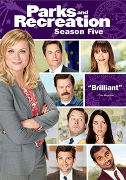 Parks and Recreation: Season Five (DVD)
