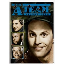 The A-Team: Season Four (DVD)