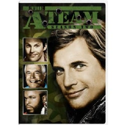 The A-Team: Season Two (DVD)