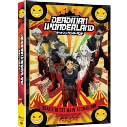 Deadman Wonderland: Complete Series (DVD)