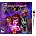 3DS - Monster High: 13 Wishes