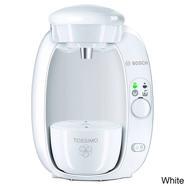 Bosch Tassimo T20 Beverage System and Coffee Brewer with Gevalia Coffee Case