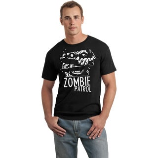 Men's Zombie Patrol Funny T-shirt