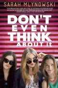 Don't Even Think About It (Hardcover)