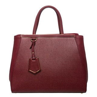 Fendi Medium '2Jours' Shopper Bag