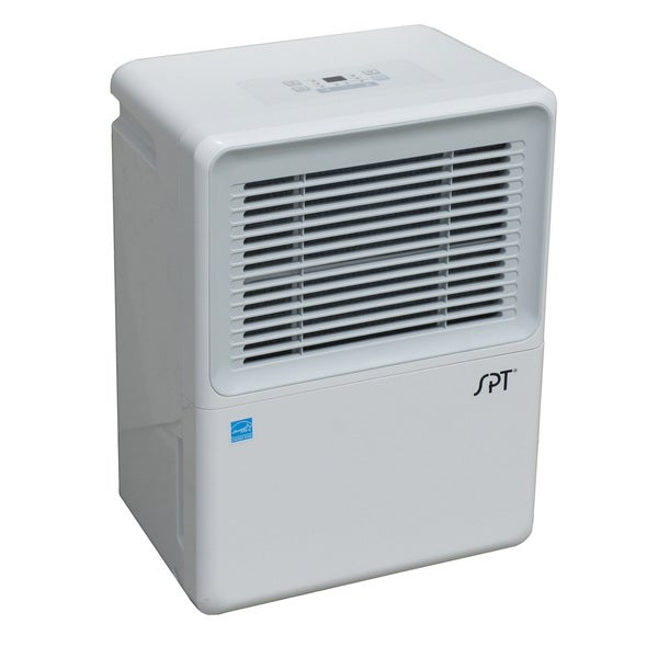 SD-72PE 70-pint Energy Star Dehumidifier with Pump  Quiet Operation  Removable Bucket  Full Bucket Indicator with Auto Shut-Off  Washable Air Filter with 358211
