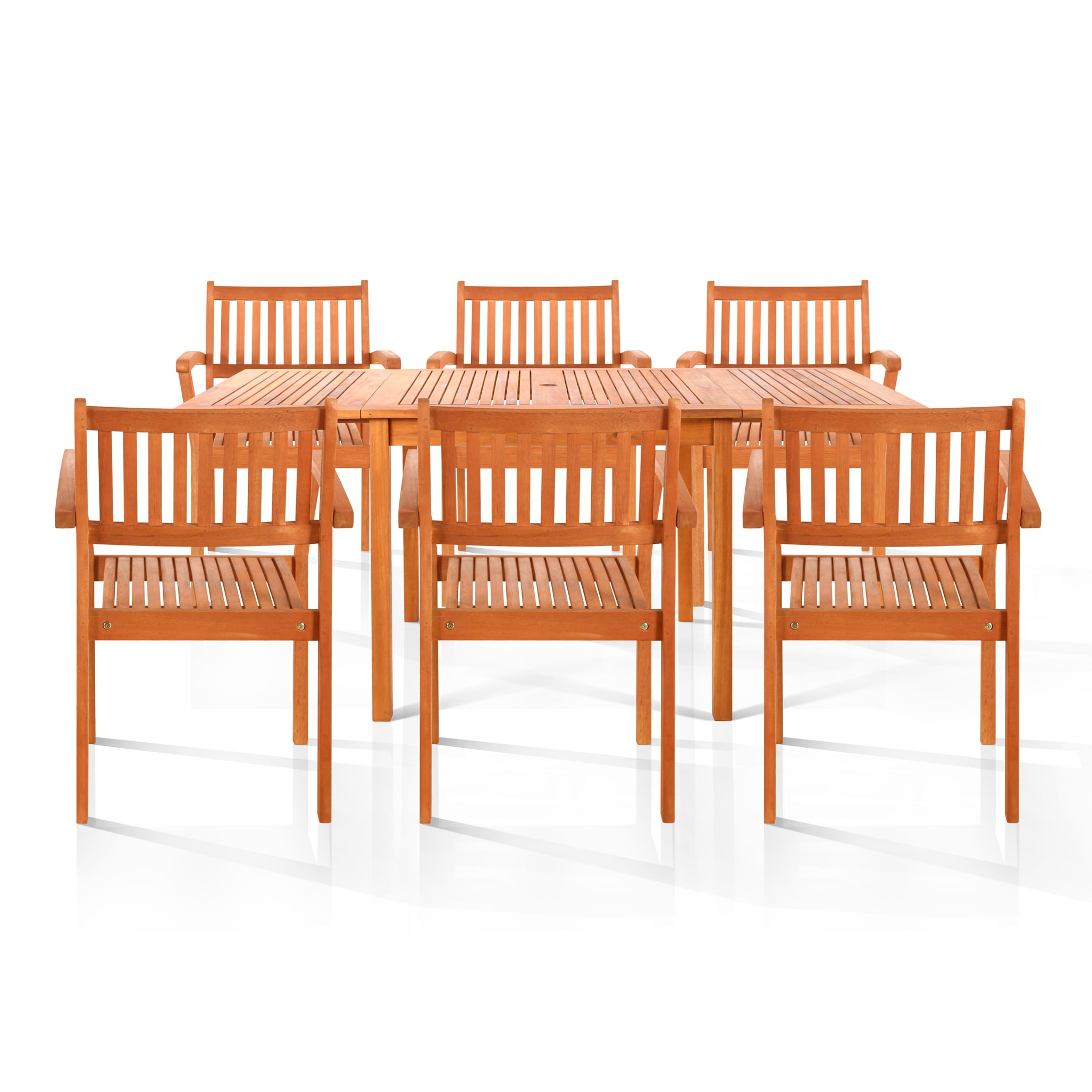 Vifah Napa 6-Seat Dining Set at Sears.com