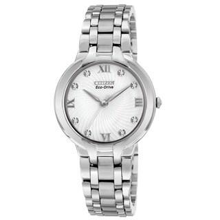 Citizen Women's EM0130-54A Bella Diamond Watch