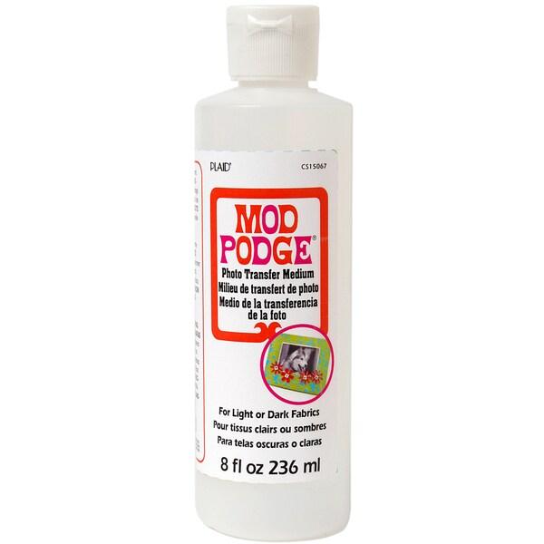 Mod Podge Photo Transfer Medium 8 Ounces-