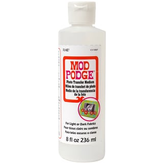 Mod Podge Photo Transfer Medium 8 Ounces-