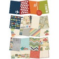 Urban Traveler Journal Pages 6X8in 12/Sheets-Sn@p!