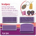 Sculpey Technique Design Blocks-