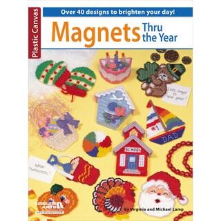 Leisure Arts-Magnets Thru The Year