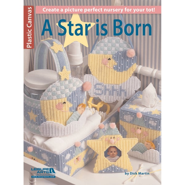 Leisure Arts-A Star Is Born