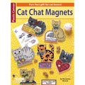 Leisure Arts-Cat Chat Magnets