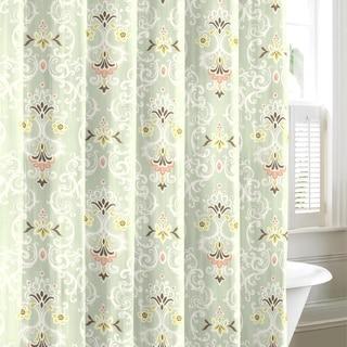 Laura Ashley Sheffield Cotton Shower Curtain