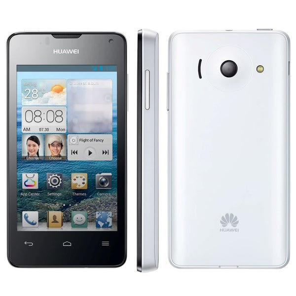 HUAWEI Ascend Y300 GSM Unlocked Android 4.1 Phone