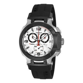 Tissot Men's 'T-Race' Swiss Quartz Chronograph Watch