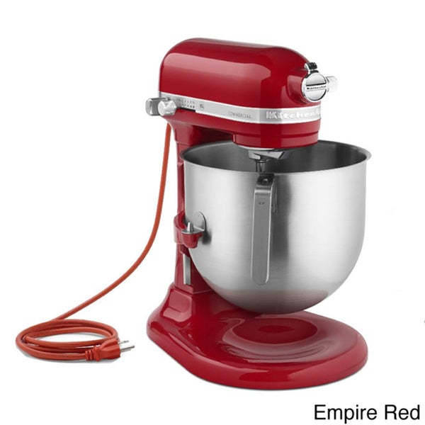 KitchenAid KSM8990 8-quart Commercial Bowl-lift Stand Mixer