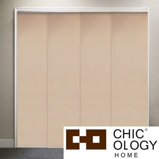 Chicology Cordless Panel System Mountain Almond