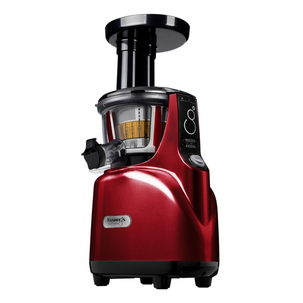 Kuvings 940SC Burgundy Pearl Silent Slow Juicer SC Series With Detachable Smart Cap