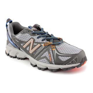 New Balance Men's Gray 'MT610v2' Synthetic Athletic Shoe
