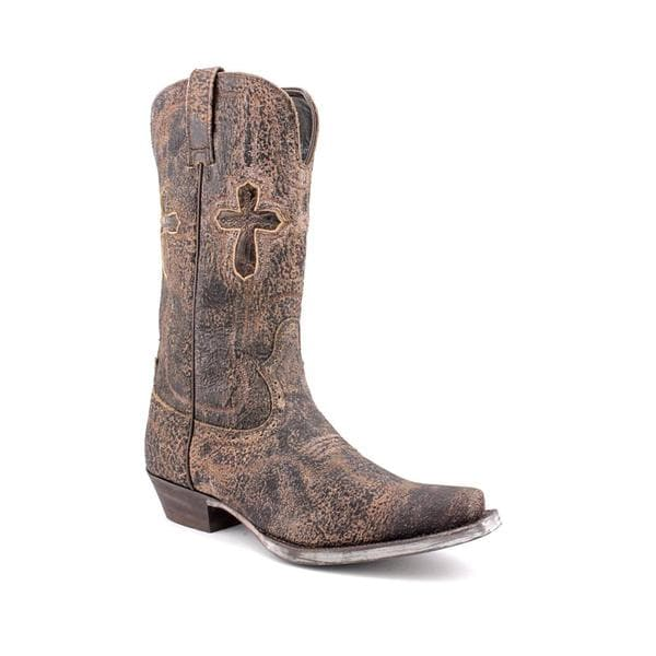 ariat s revolution distressed leather boots