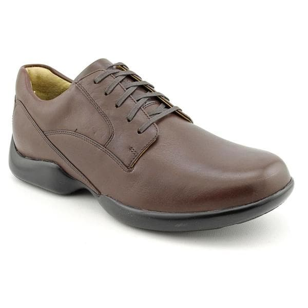 Aetrex Men's 'G500' Leather Casual Shoes - Wide (Size 8 )