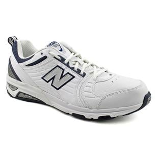 New Balance Men's 'MX856' Leather Athletic Shoe