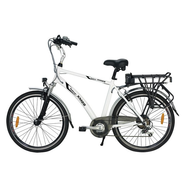 Yukon Trails Xplorer Male Urban Street Electric Bike (26-inch)