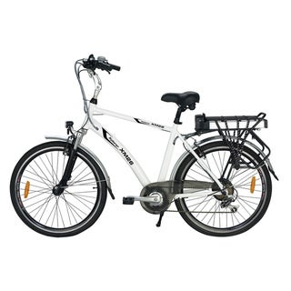 Yukon Trails Xplorer Male Urban Street Electric Bike (26-inch)