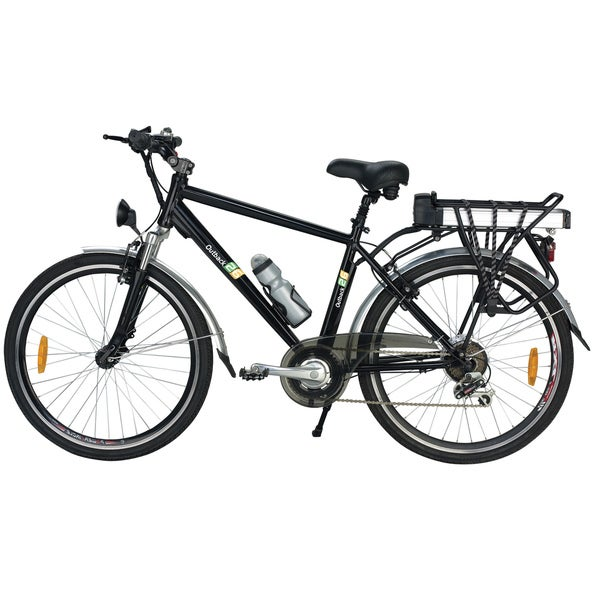 Yukon Trails Outback Mountain Electric Bike (26-inch)