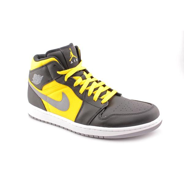 Nike Men's 'Air Jordan 1 Phat' Synthetic Athletic Shoe