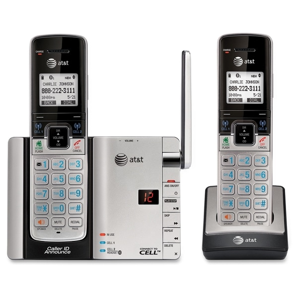 AT&T TL92273 DECT 6.0 Cordless Phone