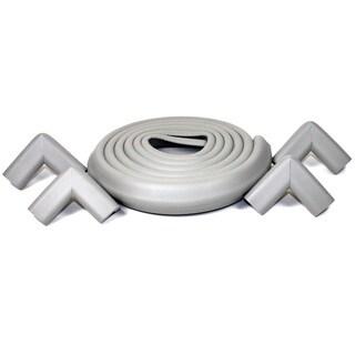 KidCo Grey Foam Edge and Corner Protectors