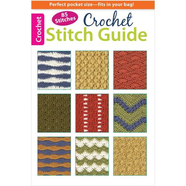 Leisure Arts-Crochet Stitch Guide